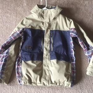 Men's Burton snowboard jacket
